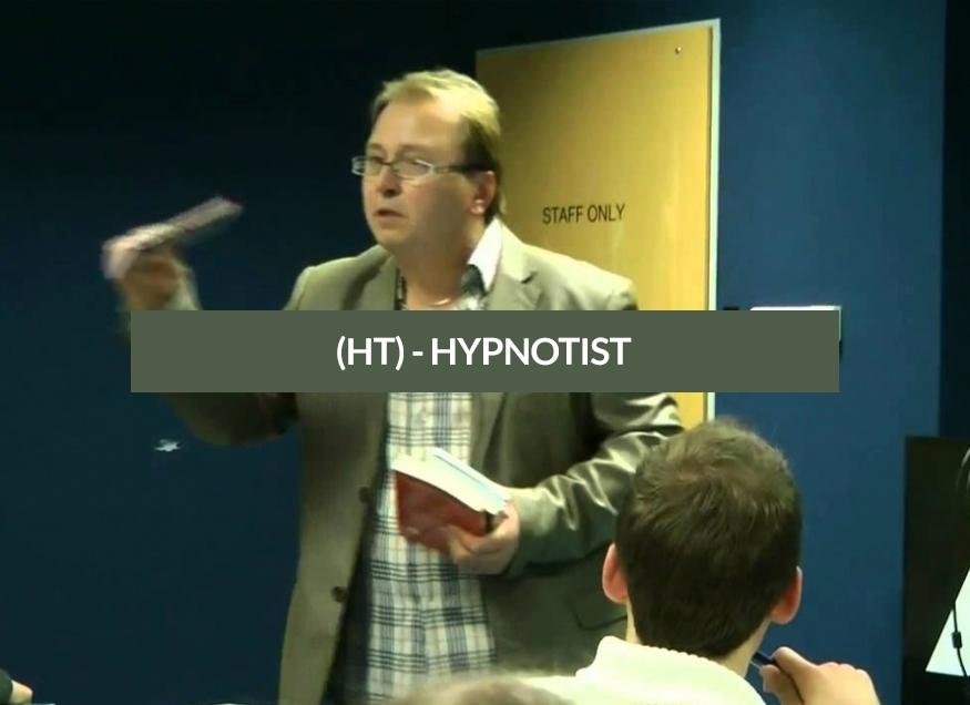 (HT) HYPNOTIST - Direct Hypnosis