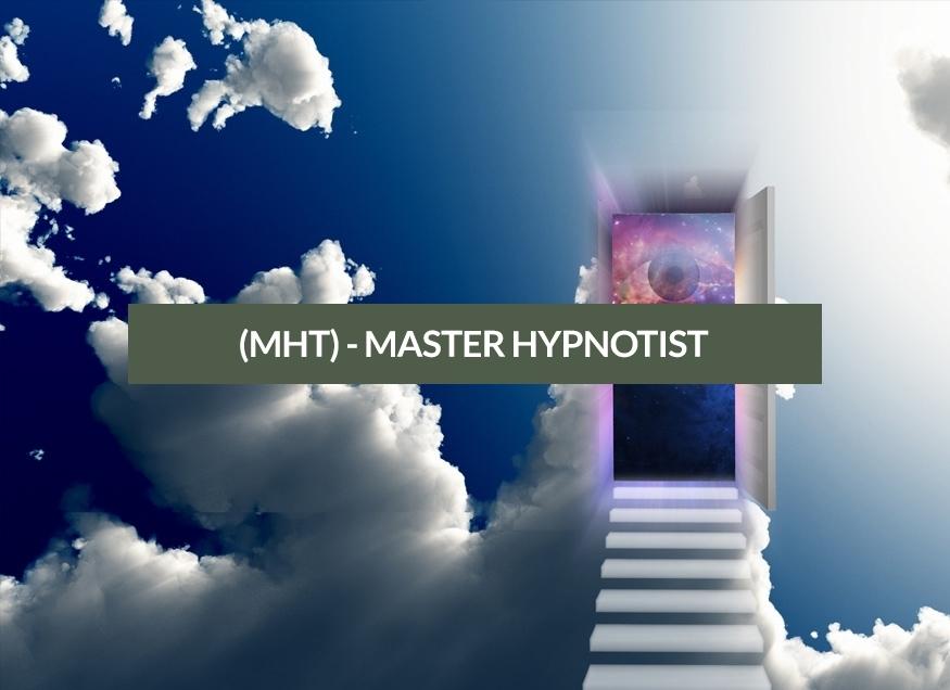 (MHT) MASTER HYPNOTIST - Analytical Hypnosis, Hypnotherapy